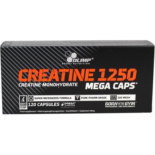 Olimp Creatine MEGA CAPS 1250 – 120 capsule