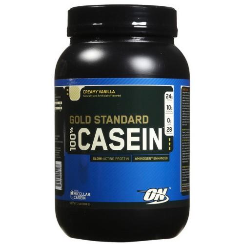 Optimum 100% Casein Gold Standard - 900g