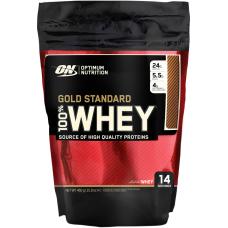 Optimum 100% Whey Gold Standard - 450g Chocolate