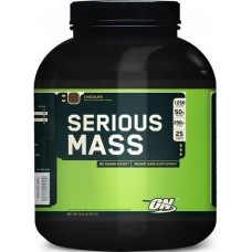 Optimum Serious Mass Chocolate - 2.7kg
