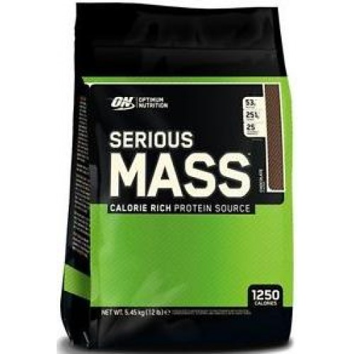 Optimum Serious Mass - 5.4 kg