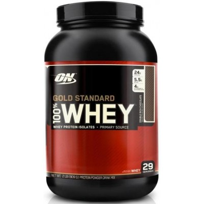 Optimum 100% Whey Gold Standard Chocolate - 908g