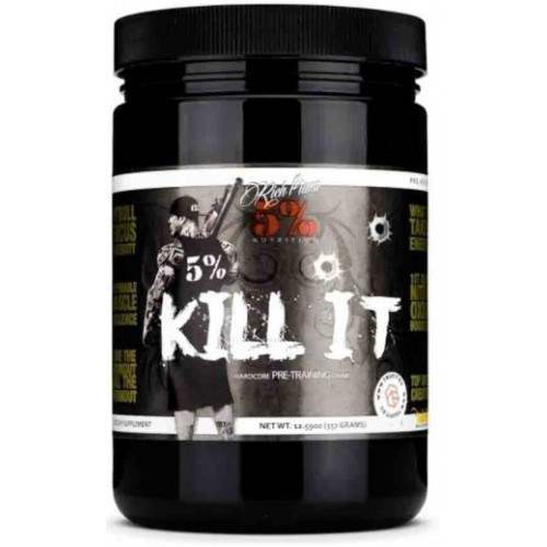 5% Nutrition Rich Piana Kill It