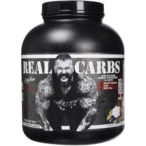 5$ Nutrition Rich Piana Real Carbs - 2,2kg