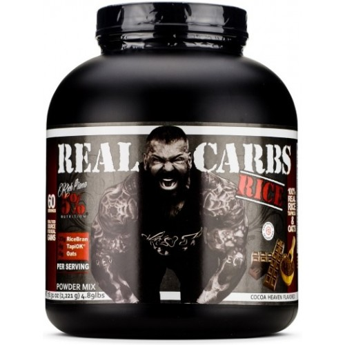 5$ Nutrition Rich Piana Real Carbs Rice - 2,2kg