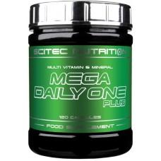 Scitec Mega Daily One Plus - 120 Capsule