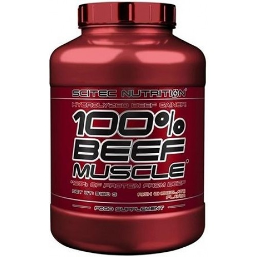 Scitec 100% Beef Muscle - 3.2kg