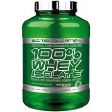 Scitec 100% Whey Isolate - 2000g