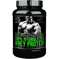 Scitec 100% Whey Protein Hydrolysate - 910g