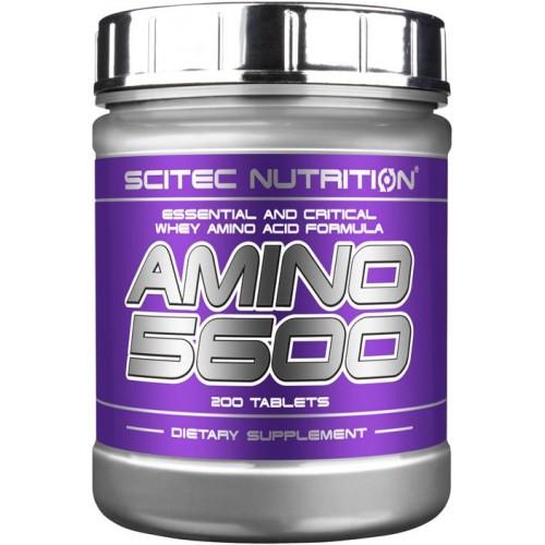 Scitec Amino 5600 - 200 Tablete