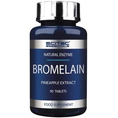 Scitec Bromelain - 60 Capsule vegetale