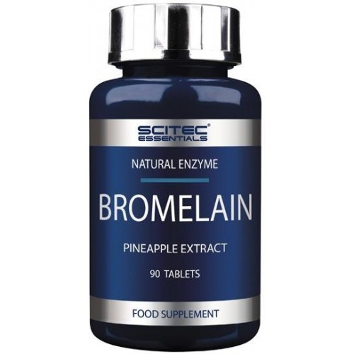 Scitec Bromelaina - 90 Tablete