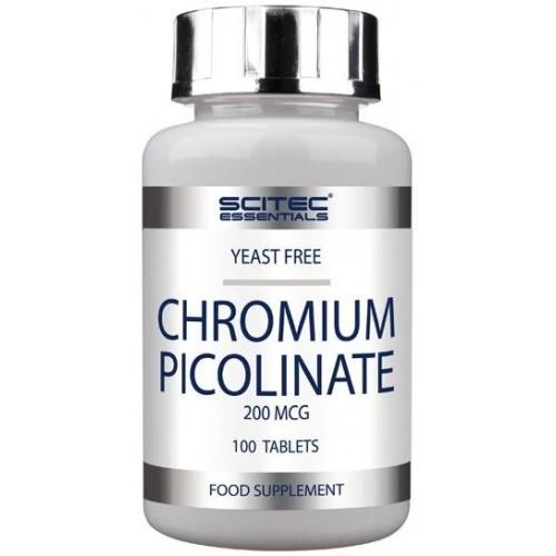 Scitec Chromium Picolinate - 100 tablete