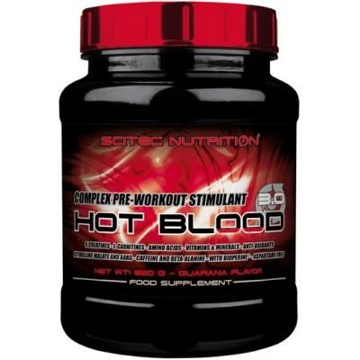 Scitec Hot Blood 3.0 - 300g