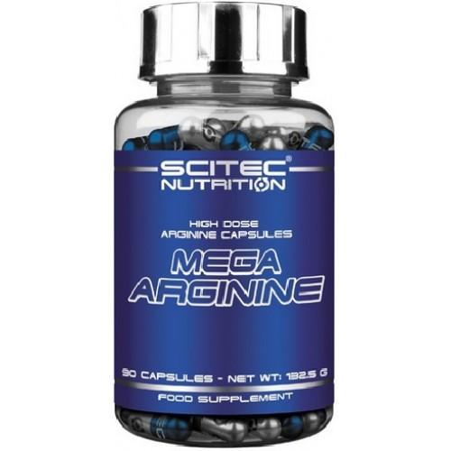 Scitec Mega Arginina - 90 Capsule