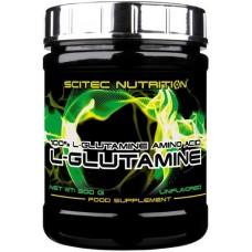 Scitec L-Glutamina Pudra fara aroma - 300g