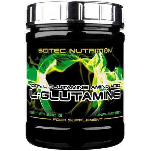Scitec L-Glutamina fara aroma - 300g