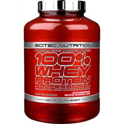 Scitec 100% Whey Protein Professional - 2,35kg Chocolate Flavor