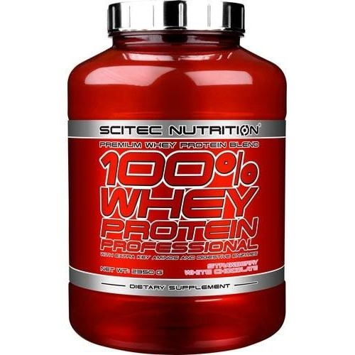 Scitec 100% Whey Protein Professional - 2,35kg