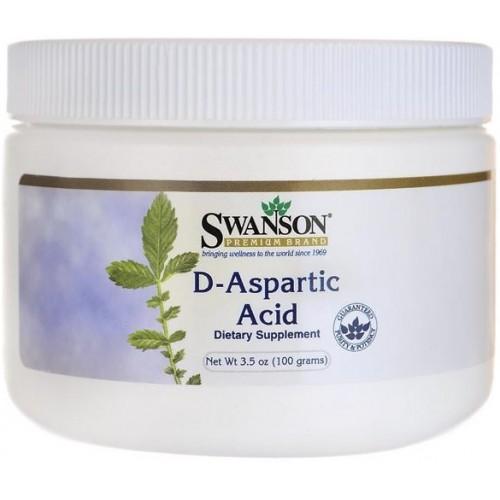Swanson Acid D-Aspartic - 100g