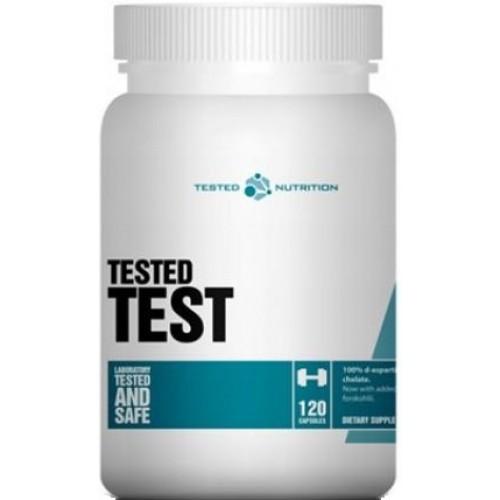 Tested TEST - 120 Capsule