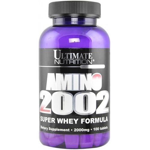 Ultimate Nutrition Amino 2002 - 100 Tablete