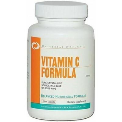 Universal Vitamina C Formula 500mg - 100 Tablete