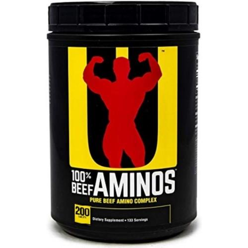 Universal 100% Beef Aminos - 200 Tablete