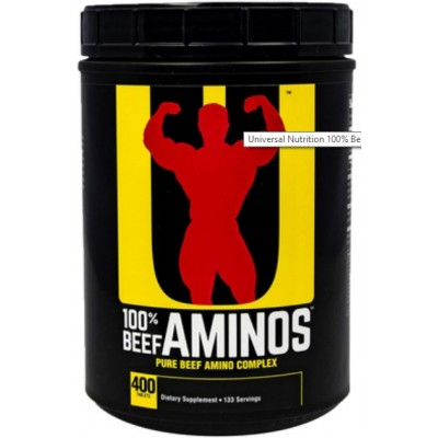 Universal 100% Beef Aminos - 400 Tablete