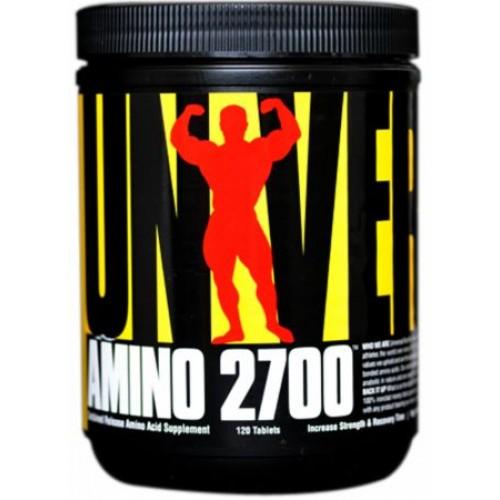 Universal Amino 2700 - 120 Tablete