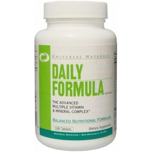 Universal Daily Formula - 100 Tablete