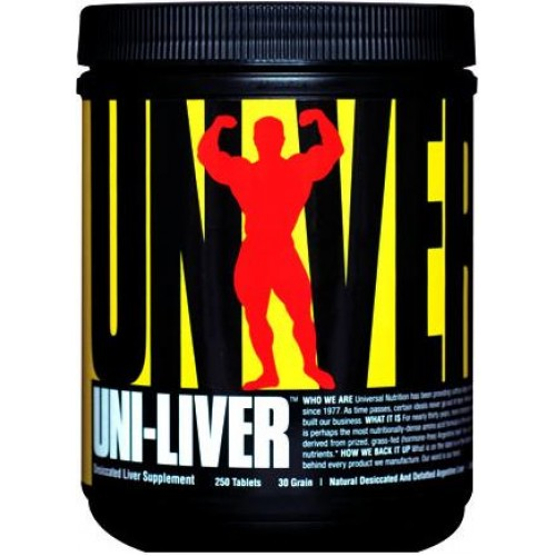 Universal Uni-Liver - 250 Tablete
