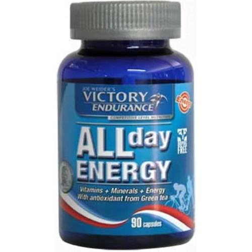 Weider All Day Energy Vitamine si Minerale - 90 Capsule