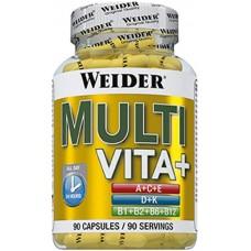 Weider Multi Vita + Special B Complex - 90 Capsule