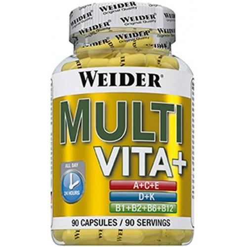 Weider Multi Vita Special B Complex - 90 Capsule
