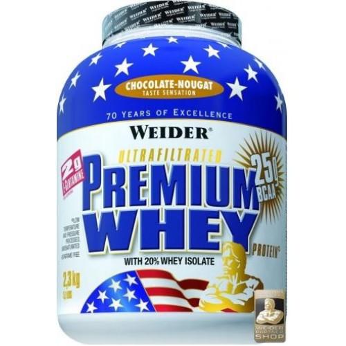 Weider Premium Whey - 2.3kg