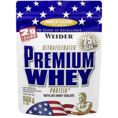 Weider Premium Whey - 500g Chocolate-Nougat