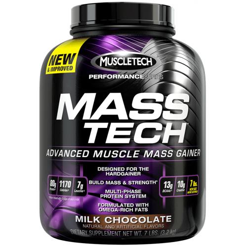 MuscleTech Mass Tech Performance Series - 3.2kg