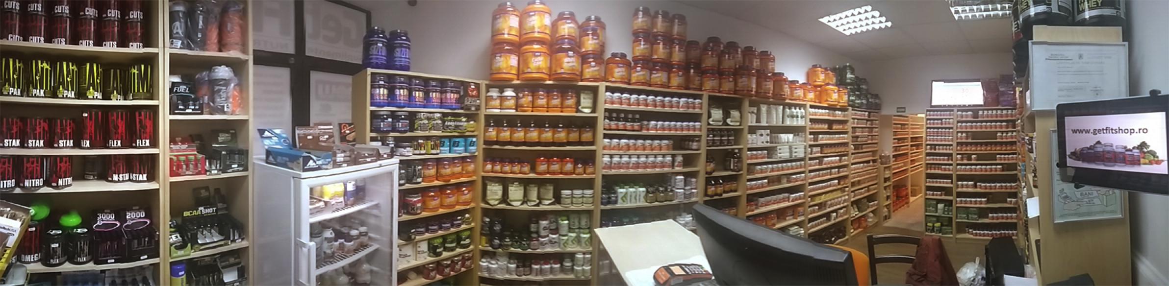 GetFit Shop Bucuresti