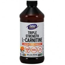 NOW L-Carnitina Lichida 3000mg - 473ml